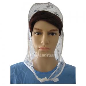Rain Bonnet Hood large