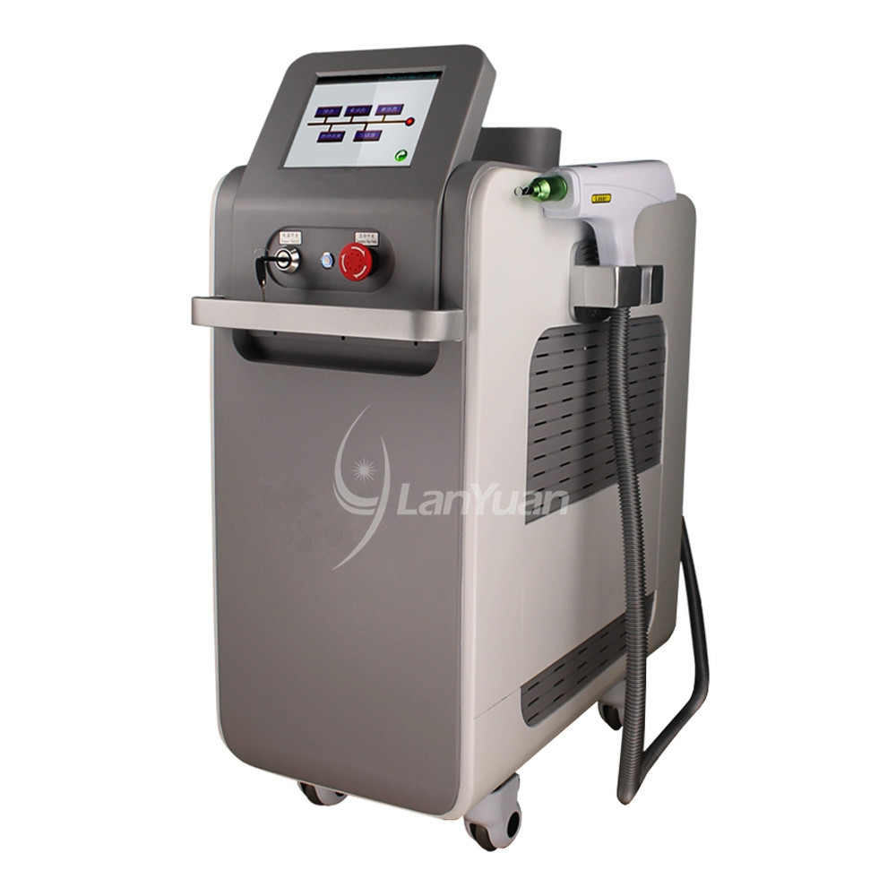 Tattoo removal salon equipment freckle removal salon for Laser tattooing machines