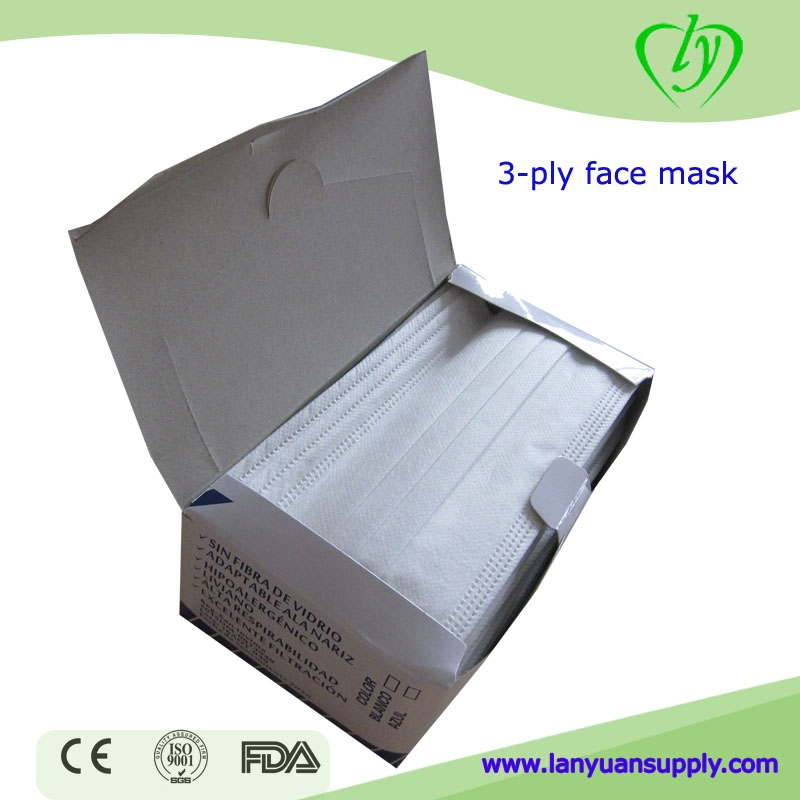 adult surgical face mask